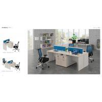 办公家具厂家定做职员办公桌椅 多人位屏风桌 厂家直销定做洽谈桌