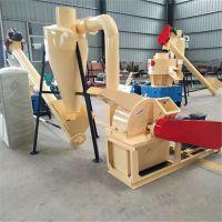 工厂专用木屑稻杆生物燃料颗粒机 盐城新能源立式环模机 好用不贵