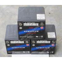美国GNB蓄电池S512/70进口胶体埃克塞德蓄电池12V70AH 原装正品 包邮