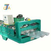 【厂家直销】挡风抑尘板机 河北压瓦机 优质机械 二合一彩瓦机