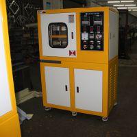 东莞锡华实验室小型平板硫化机价格 求购实验室塑料压饼机 平板硫化压机
