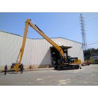 神钢挖机加长臂报价、加长臂供货厂家、长臂挖机使用性能
