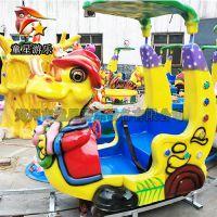 造型别致可爱的欢乐锤游艺设施陕西童星游乐厂家室外新型游乐设备项目