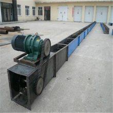 粮食行业通用型刮板输送机 六九倾斜玉米轻型刮板输送机