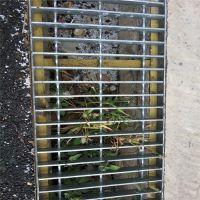 下水井格栅盖板 雨水篦子现货 热镀锌钢格栅