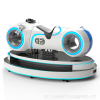 上海VR摩托车出租 VR摩托车租赁 VR动感摩托出租