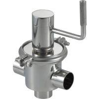 卫生级截止阀生产厂家-T型截止阀
