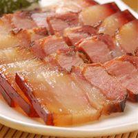 批发正宗安福火腿2斤礼盒装腌猪后腿过节礼品原味烟熏肉制品江西特产