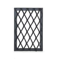 【立广建材】广州厂家加工定做拉网铝单板 600*600网格铝扣板