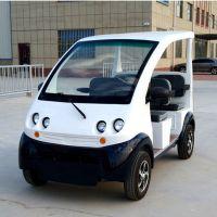 安徽厂家直销AS-006 6人座充电8-10小时电动四轮观光车电动巡逻车
