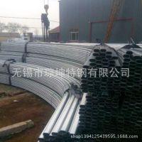松江镇管材优质厂家大量现货供应镀锌管 热镀锌钢管 大棚管