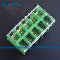 科大供应JF5-2.5/5接线端子24V/660V/0-2.5平方线绿色接线端子