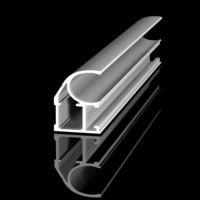 昱麟现货供应 家用铝梯铝型材 氧化加工 防腐防锈 质美价优