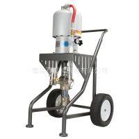 涂汇特THT63:1钢结构船舶厂环氧富锌漆气动泵底漆喷涂机价格