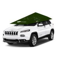 汽车装饰用品便携式抗雪移动车篷智能移动车篷厂家直销