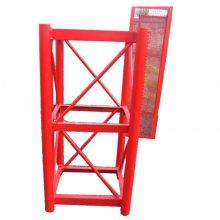 无锡塔吊标准节-塔机壹号诚信商家-片式塔吊标准节