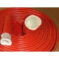 厂家供应钢铁厂硅胶耐高温防火套管