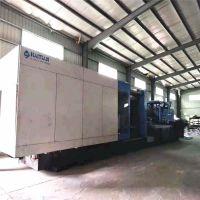 工厂出售二手注塑机海天2400吨伺服两板机MA24000/37000
