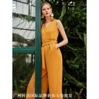 广州女装折扣库存品牌女装高端货源尽在紫馨源