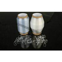 TPU透明彩色橡筋带 /磨砂颜色橡筋带上海工厂