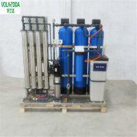 华兰达CE认证反渗透设备 桂林平乐生物工程水处理纯水设备井水纯水机过滤器