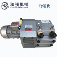 镇江通优ZYBW60无油旋片式真空风泵 纸盒机包装机气泵 自动化生产线真空吸盘泵2.2KW