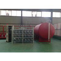 上海蓝机专业生产消防气体顶压应急消防气压给水设备