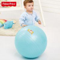 费雪正品授权 30英寸55CM直径孕妇建身瑜伽球特价批发大众型