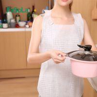 FaSoLa厨房防水防油成人儿童餐饮龙虾火锅烧烤无纺布一次性围裙