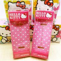 厂家直销hello kitty手表盒凯蒂猫卡通挂式手表盒kt猫挂墙手表盒