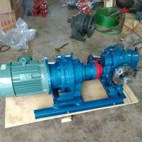 不锈钢食品泵LC大流量食品泵泊海专业生产