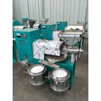 小型榨油机 花生大豆油菜籽冷榨设备 液压香油机厂家 丰豪榨油机价格