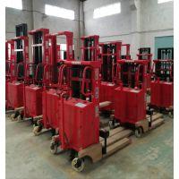 1吨1.6米品质半电动堆高叉车(A1016)