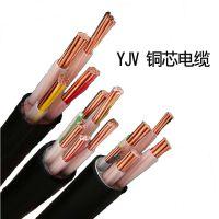 国标纯铜金环宇电线电缆4+1五芯电缆YJV70/95/120/150平方户外架空电缆