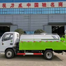 东风D6 4方清洗吸污车多少钱一台