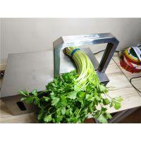 自动感应果蔬扎捆机 束带热熔青菜包装打捆机 安全无胶
