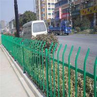 小区外墙防护网 庭院围墙护栏网 管状插拔护栏