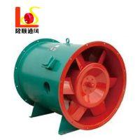 重庆地下车库HTF型3C双速高温消防排烟轴流风机