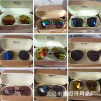 厂家直销 百款混批 经典男士偏光太阳镜 地摊时尚爆款眼镜批发