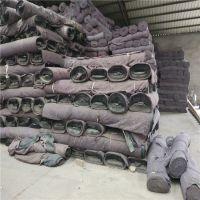 机械设备减震防摩擦毛毡棉 铁路设施运输防护毯厂家直销