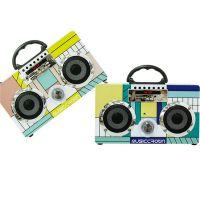 少女心机器人手机蓝牙音箱创意户外无线迷你音响可爱礼物CE,ROHS等认证