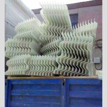 动力锅炉烟气超低排放改造项目屋脊式除雾器价格 河北华强