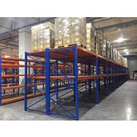 物流行业仓库重型货架 卡板货架层板重型货架