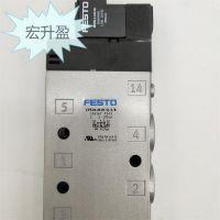 FESTO/费斯托CPE18-M3H-5L-1/4 电磁阀 163786 拍前请联系客服