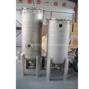 供应供应袋式过滤器(不锈钢、碳钢)