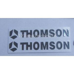供应环保超粘特价3M胶贴不锈钢标牌标签