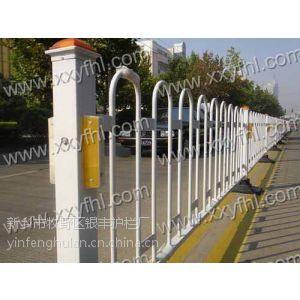 供应河南驻马店锌钢道路护栏热镀锌锌钢公路护栏道路交通护栏