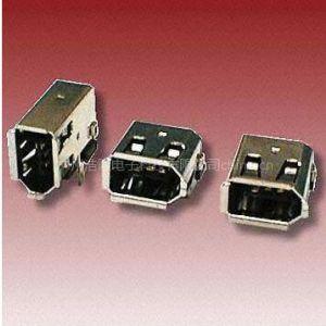 供应1394连接器,瀚荃IEEE1394连接器