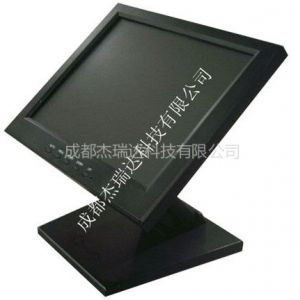 杰瑞达供应西南桌面式柜台式电阻触摸显示器厂家JRD-LD12