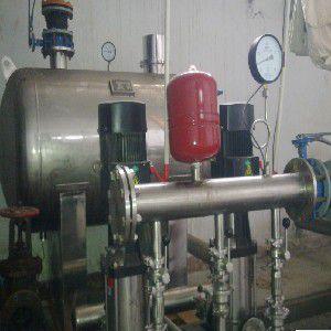 供应不锈钢无负压供水设备